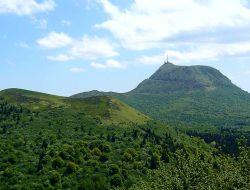 Gite a louer à Pontgibaud près de Vulcania en Auvergne.
