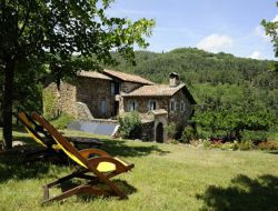 B&B in Ardeche, Rhone Alpes.