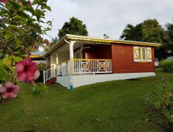 Holiday rental with pool in Guadeloupe, Caribbean Island.