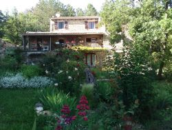 Holiday home in the Cevennes, South of France.