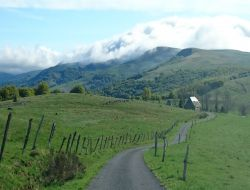 Holiday home in Auvergne, France. near Therondels