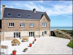 Gîte de grande capacité en bord de mer en Normandie
