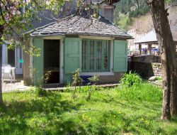 Holiday accommodation in Lozere, France. near Mostuejouls