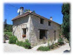 Holiday home close to Perigueux in Dordogne, Aquitaine. near Sorges