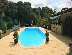 Holiday home with pool near Carcassonne, Languedoc Roussillon.