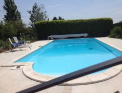 Holiday home 4 stars with pool in Charente Maritime. near Virollet
