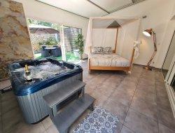 Location vacances avec spa et sauna près de Marseille