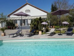 B&B close to Carcassonne in France.