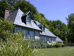 B&B near Deauville in Normandy, France.