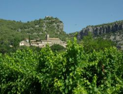Holiday home near Nimes in Languedoc Roussillon.