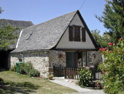 Charming holiday home in Aveyron, France. near Previnquières