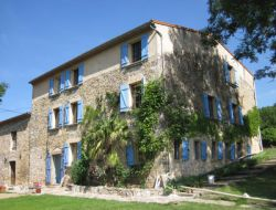 holiday home for a group near Carcassonne in France. near Montazels