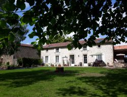 B&B close to Puy du Fou resort in France.