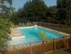 Holiday cottage between Bergerac and Perigueux in Aquitaine.