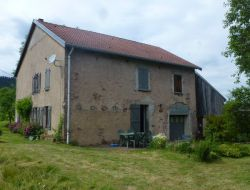 Holiday cottage in the Vosges, east of France. near Ban de Laveline