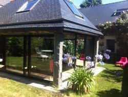 Rent for holidays in the Cotes d'Armor, Brittany near Saint Trimoel