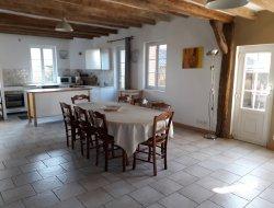 Gite a louer près des chateaux de la Loire.