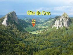 Gîte de grande capacité en Auvergne.