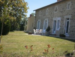 Holiday home in Poitou Charente