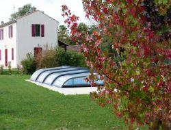Holiday home with private pool in Vendee, Pays de la Loire.