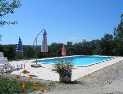 Bed and Breakfast with heated pool in Dordogne.