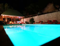 Holiday rentals on Guadeloupe island, Carribean.