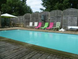 Holiday home with pool close to the Puy du Fou