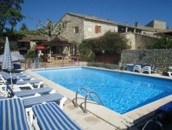 Holiday accommodation with pool in the Gard, Languedoc.