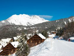 Holiday residence near Alpes d'Huez, French Alps.