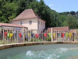 Holiday accommodation in the Lot near Reyrevignes