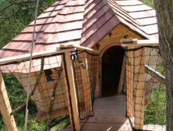 Location de cabanes dans les arbres en Ille et Vilaine, Bretagne