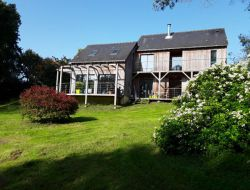 Holiday home near Saint Malo in France. near Trémeur