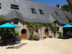 Charming cottages near Lorient in South Brittany. near Cleguerec