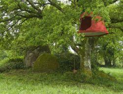 Hébergements insolites a louer en centre Bretagne