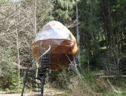 Location d'hébergements insolites dans les Vosges