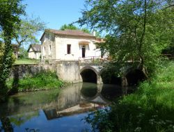 Holiday rental in Bergerac, Dordogne.