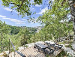 Hébergements insolites a louer en Ardèche.