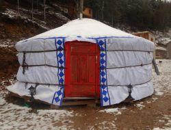 Séjour insolite en yourte et bulle transparente en Ardèche