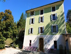 Accommodation for a group in Haute Provence, South of France. near Andon