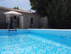 Holiday home near Avignon in Provence, France. near Mallemort