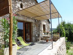 Holiday home near Vallon pont d'Arc in Ardeche, France
