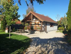 Holiday accommodation in the Jura, France;