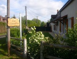 Holiday home between Le Mans, Tours and Angers in Touraine.