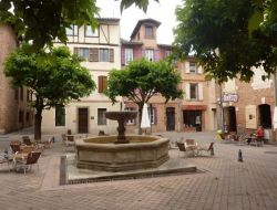 Holiday accommodation in Albi in the Tarn.