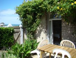 Seaside holiday home in north Brittany. near Tregueux