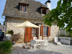 Holiday home in the Massif Central, Auvergne.