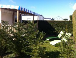 Location sur un camping 4 étoiles en Charente Maritime.