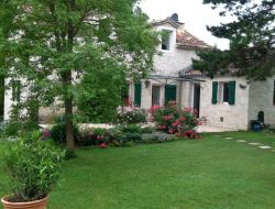 Holiday home with pool near Cahors in France.