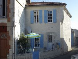 Holiday home near Royan and La Rochelle, France. near Gémozac