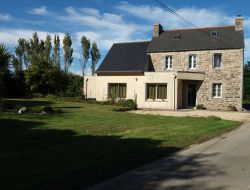 Holiday rental in the northern Brittany, France. near Plouguerneau